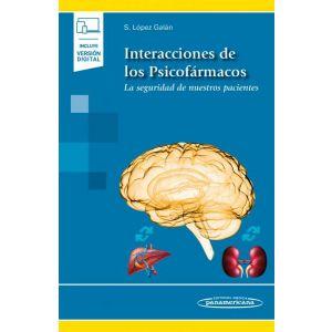 INTERACCIONES DE LOS PSICOFARMACOS INCLUYE EBOOK
