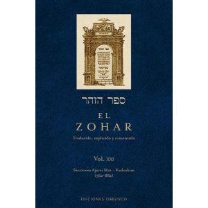 EL ZOHAR  (VOL.21)