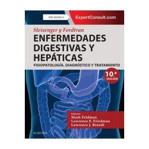 ENFERMEDADES DIGESTIVAS Y HEPATICAS + EXPERTCONSULT TOMO 2