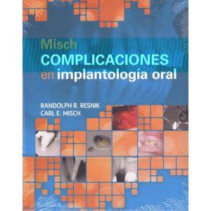 MISCH - COMPLICACIONES EN IMPLANTOLOGIA ORAL