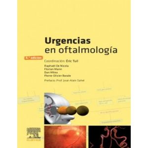 URGENCIAS EN OFTALMOLOGIA