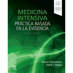 MEDICINA INTENSIVA PRACTICA BASADA EN LA EVIDENCIA + INCLUYE VERSION DIGITAL