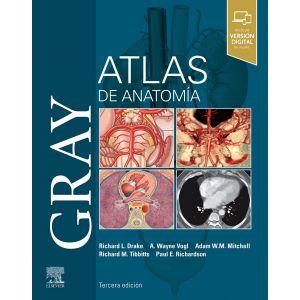 GRAY. ATLAS DE ANATOMIA