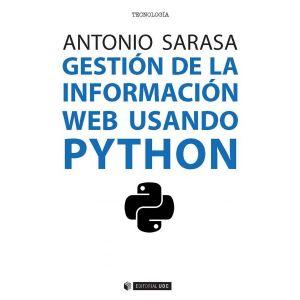 GESTION DE LA INFORMACION WEB USANDO PYTHON