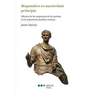 RESPONDERE EX AUCTORITATE PRINCIPIS