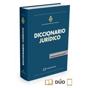DICCIONARIO JURIDICO DE LA REAL ACADEMIA DE JURISPRUDENCIA Y LEGISLACION (PAPEL