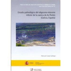 ESTUDIO PALINOLOGICO DEL OLIGOCENO-MIOCENO INFERIOR DE LA CUENCA DE AS PONTES
