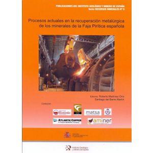 PROCESOS ACTUALES EN LA RECUPERACION METALURGICA DE LOS MINERALES DE LA FAJA PIR