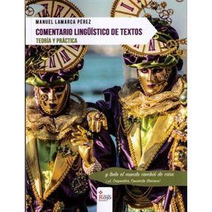 COMENTARIO LINGUISTICO DE TEXTOS TEORIA Y PRACTICA
