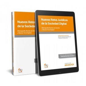 NUEVOS RETOS JURIDICOS DE LA SOCIEDAD DIGITAL (PAPEL + E-BOOK)