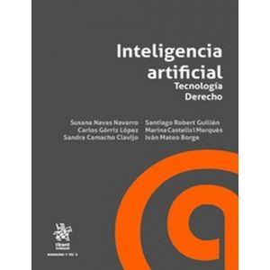 INTELIGENCIA ARTIFICIAL TECNOLOGIA DERECHO