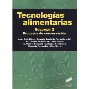 TECNOLOGIA S ALIMENTARIAS PROCESOS CONSERVACION