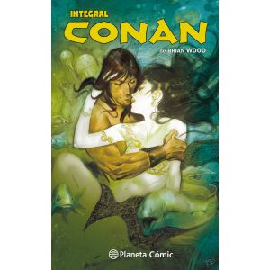 Conan de Brian Wood (Integral)