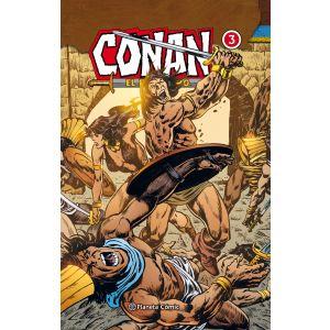 Conan El barbaro (Integral) nº 03/10