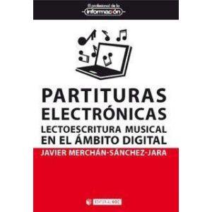 PARTITURAS ELECTRONICAS
