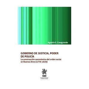 GOBIERNO DE JUSTICIA PODER DE POLICIA + EBOOKS GRATIS