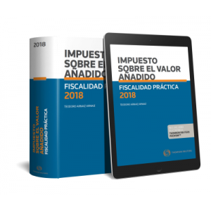 FISCALIDAD PRACTICA 2018. IMPUESTO SOBRE EL VALOR AÑADIDO (PAPEL + E-BOOK)