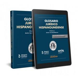 GLOSARIO JURIDICO HISPANOUNIDENSE (PAPEL + E-BOOK)