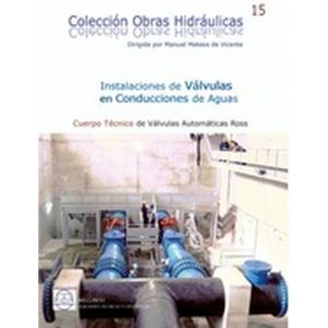 INSTALACIONES DE VALVULAS EN CONDUCCIONES DE AGUAS