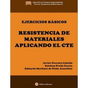 RESISTENCIA DE MATERIALES APLICANDO EL CTE