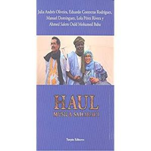 HAUL MUSICA SAHARAUI - INLUYE CD