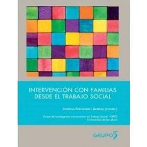 INTERVENCION CON FAMILIAS DESDE EL TRABAJO SOCIAL