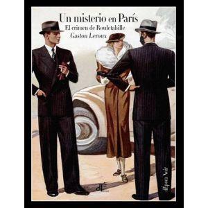 UN MISTERIO EN PARIS ( ED. ILUSTRADA )