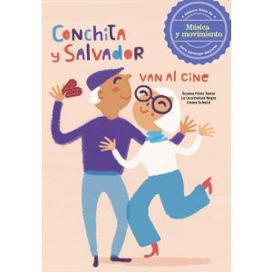 CONCHITA Y SALVADOR VAN AL CINE