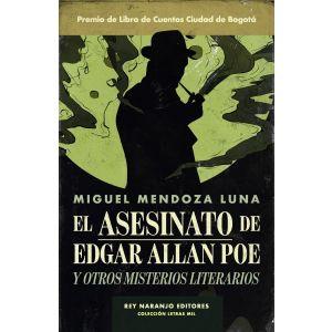 ASESINATO DE EDGAR ALLAN POE Y OTROS MISTERIOS LITERARIO
