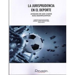 JURISPRUDENCIA EN EL DEPORTE LA