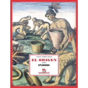 TRATADO UNICO Y SINGULAR DEL ORIGEN DE LOS INDIOS OCCIDENTALES DEL PIRU  MEXICO