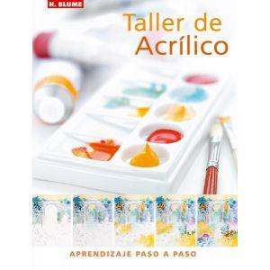 TALLER DE ACRILICO