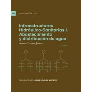INFRAESTRUCTURAS HIDRAULICO-SANITARIAS II. SANEAMIENTO Y DRENAJE URBANO