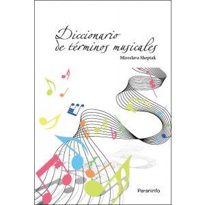 DICIONARIO DE TERMINOS MUSICALES