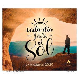 CALENDARIO CADA DIA SALE EL SOL 2020