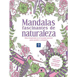 MANDALAS FASCINANTES DE LA NATURALEZA
