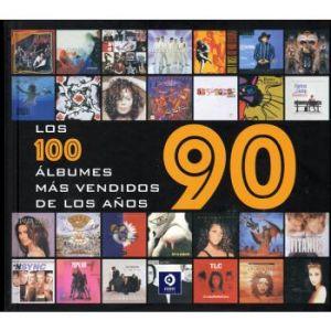 LOS CIEN ALBUMES MAS VENDIDOS DE LOS AÑOS 90