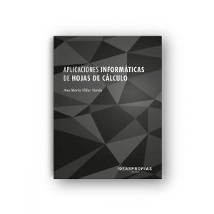 APLICACIONES INFORMATICAS DE HOJAS DE CALCULO
