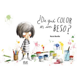 ¿DE QUE COLOR ES UN BESO?