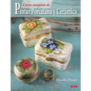 CURSO COMPLETO DE PINTAR PORCELANA Y CERAMICA