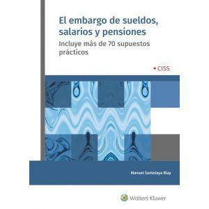 EL EMBARGO DE SUELDOS  SALARIOS Y PENSIONES  1ª ED