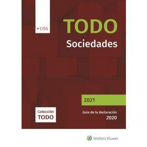 TODO SOCIEDADES 2021. GUIA DE LA DECLARACION 2020