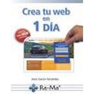 CREA TU WEB EN 1 DIA