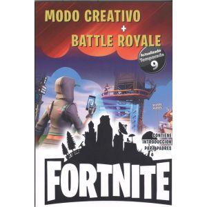 FORTNITE MODO CREATIVO + BATTLE ROYALE