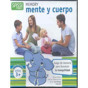 MEMORY MENTE CUERPO