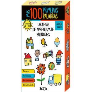 MIS 100 PRIMERAS PALABRAS TARJETAS