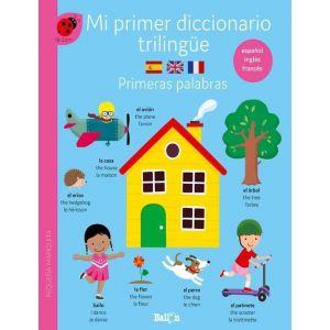 DICCIONARIO TRILINGUE-PRIMERAS PALABRAS