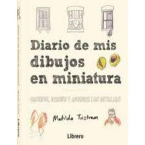 DIARIO DE MIS DIBUJOS EN MINIATURATURA