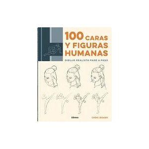 100 CARAS Y FIGURAS HUMANAS (LIBRERO)