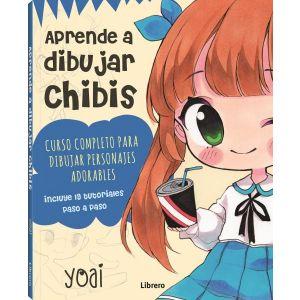 APRENDE A DIBUJAR CHIBIS (LIBRERO)